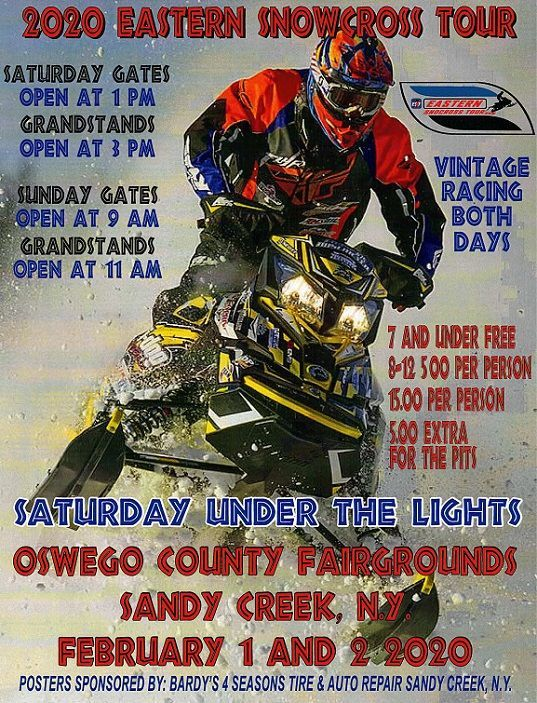 2020 Eastern Snow Cross Tour