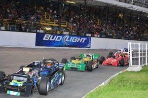 Oswego Speedway season tickets are now on sale for the 2014 season.  Take this opportunity to reserve your seat at the 'Steel Palace.' (Bill Taylor)