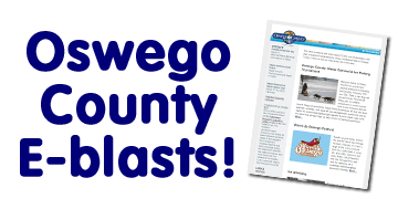 Oswego County E-blasts!