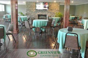 Dining at Greenview Country Club
