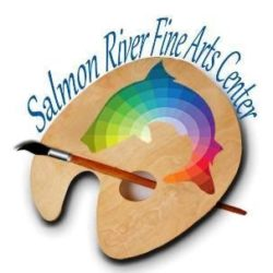 salmon river arts logo