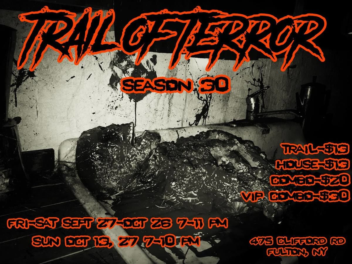 trail of terror 19